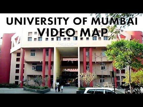 University of Mumbai santacruz Video Map For 1st Time Visitors