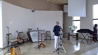 Denúncia contra a corrupção l Série Didaque Profetas falam hoje l Pr Nilson Melo
