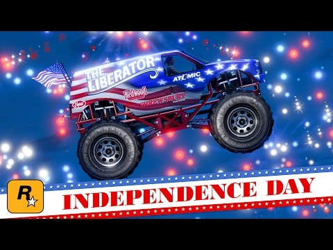 Lui Calibre, Typical Gamer, XpertThief & SilentDroidd LIVE: Independence Day Weekend in GTA Online