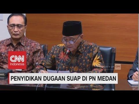 OTT KPK Jerat Majelis Hakim PN Medan