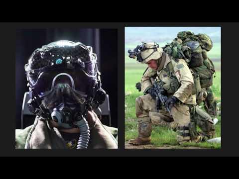 TRADOC Mad Scientist 2017 Georgetown: Future Infantry Combat w/ Mr. Jeffrey Becker