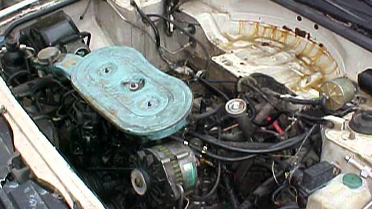 88 Subaru Dl With Ea81 Engine