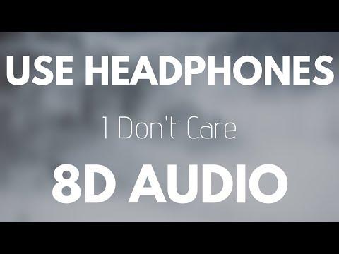 ed-sheeran-&-justin-bieber---i-don't-care-(8d-audio)