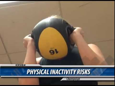 Health Risks of Physical Inactivity - AR