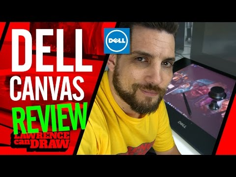 Dell Canvas Review and unboxing