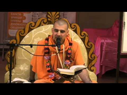 Шримад Бхагаватам 4.16.4 - Бхакти Расаяна Сагара Свами