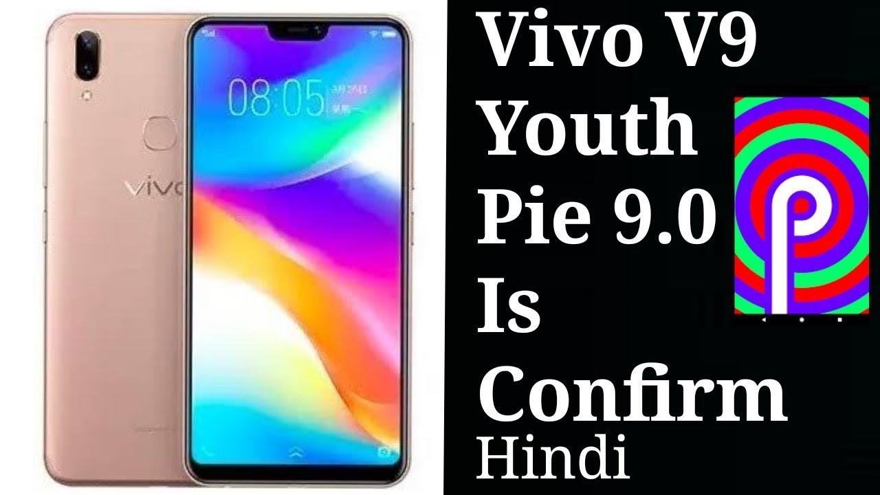Vivo V9 Pie Update Date