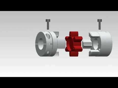 What are Curved Jaw Couplings?