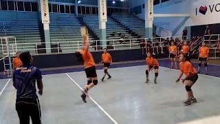 "Video Melatih Pertahanan Bola Voli ""Berlian Muda Putri Volleyball  Club Jateng Kudus"" download MP3, 3GP, MP4, WEBM, AVI, FLV September 2018"