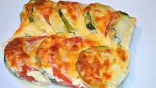 Овощная запеканка «Южная»./ Vegetable casserole