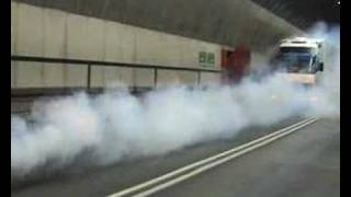 Mersey Kings Tunnel - Concept Smoke Systems