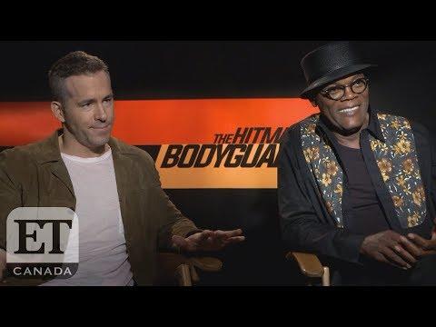 Ryan Reynolds And Samuel L. Jackson's Expletive-Filled 'Hitman's Bodyguard' Chat