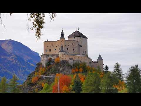 瑞士~塔拉斯普城堡~Castle of Tarasp