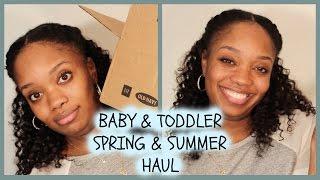 #231: BABY & TODDLER SPRING & SUMMER HAUL