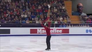 Чемпионат Европы по фигурному катанию 2018 пары произвольная программа 2018 Europeans Pairs FP