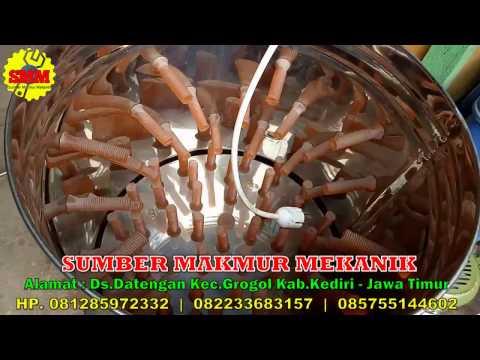 Mesin Cabut Bulu Ayam Stenlis Dinamo Listrik Murah - Jual Cabut Bulu Ayam Termurah 081285972332