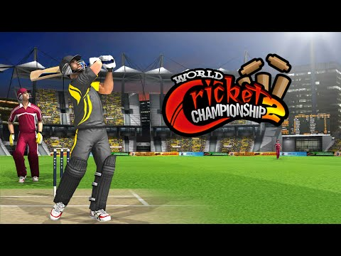 World Cricket Championship 2 Android Gameplay HD