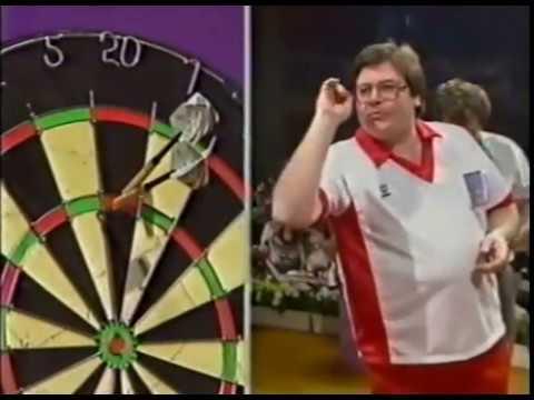 England vs. Ireland - Semi-Final - 1990 BDO Home Internationals