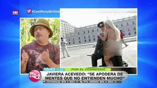 Feministas divididas: El duro mensaje de Pamela Jiles contra Javiera Acevedo y que ella respondió