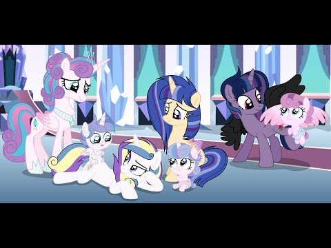 MLP[Next Gen](SpeedPaint) Time To Play With Flurry's Kids