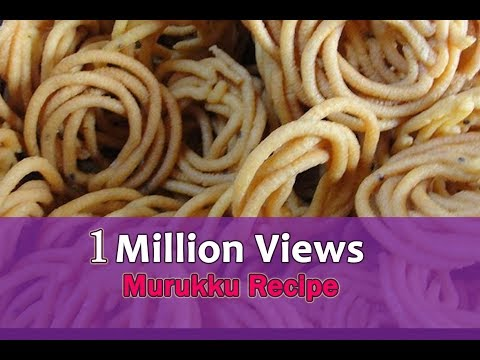 Murukku Recipes | Easy South Indian Murukku Recipes for Diwali