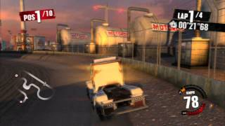 Truck Racer PS3 Preview Gameplay