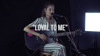 "Nina Nesbit ""Loyal to Me"" Acoustic Performance"