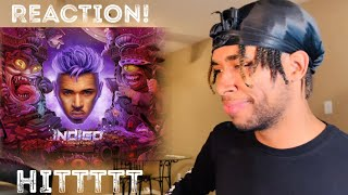 Chris Brown - Heat (Audio) ft. Gunna - REACTION