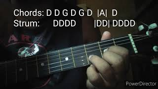 You are my sunshine by moira easy guitar tutorial for beginner