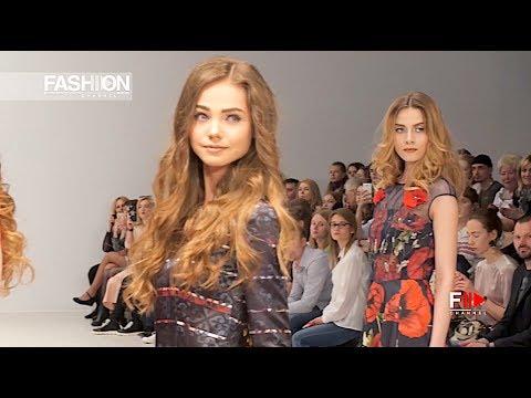 CONDRA DELUXE Belarus Fashion Week Fall Winter 2017 2018 - Fashion Channel