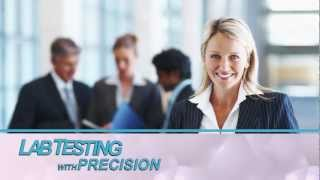 Lab Testing With PRECISION - Women's Health