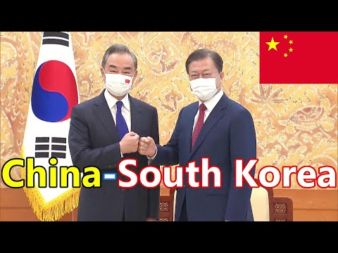 China and South Korea agreed to boost bilateral ties and cooperation. | 中国和韩国同意加强双边关系与合作。
