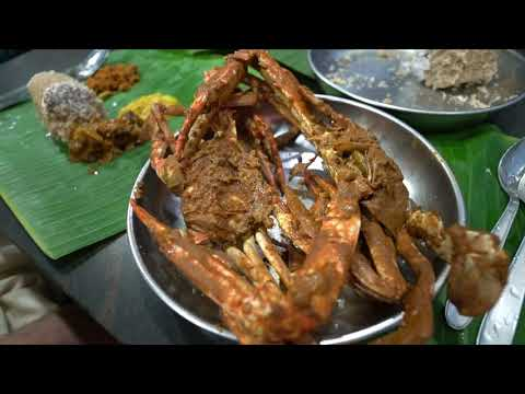 Best Crab in Colombo - Sri Lanka Food - My #1 Place to Eat In Colombo - Mayura Hotel - Crab Curry