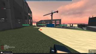 Roblox: Phantom Forces! Ep3 [New Shooter!] Let's Play/Gameplay w/ Friends Commentary HDX