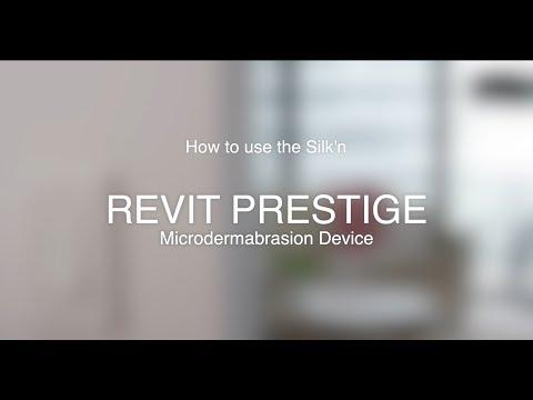 Silk'n ReVit Prestige How To Tutorial thumbnail