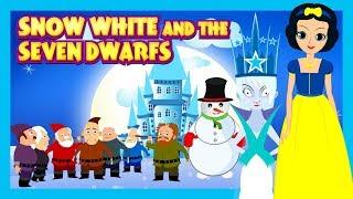 Snow White and Seven Dwarfs - Kids Animation Stories    Snow Queen VS Snow White