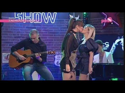Milica Pavlović i Kija Kockar - Tako mi i treba (Uživo) (Live) (Ami G Show S11)