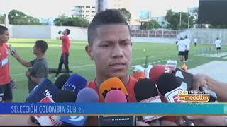 La Selección Colombia Sub 23 debutará ante Argentina en el preolímpico