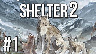 Let's Play Shelter 2 - Part 1 - BIRTH ★ Shelter 2 Gameplay / Walkthrough