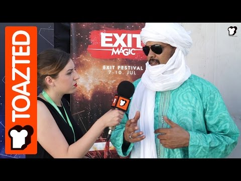 Tinariwen | On Exit Festival 2016, Jimi Hendrix And Their Musical Style | Toazted