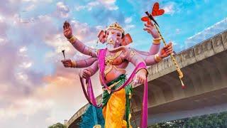 Mumbai's Biggest cultural event | 25 ganpati in 1 Video | Don't Miss it | Cinematic Experience