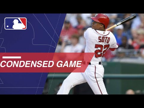 Condensed Game: SD@WSH - 5/21/18