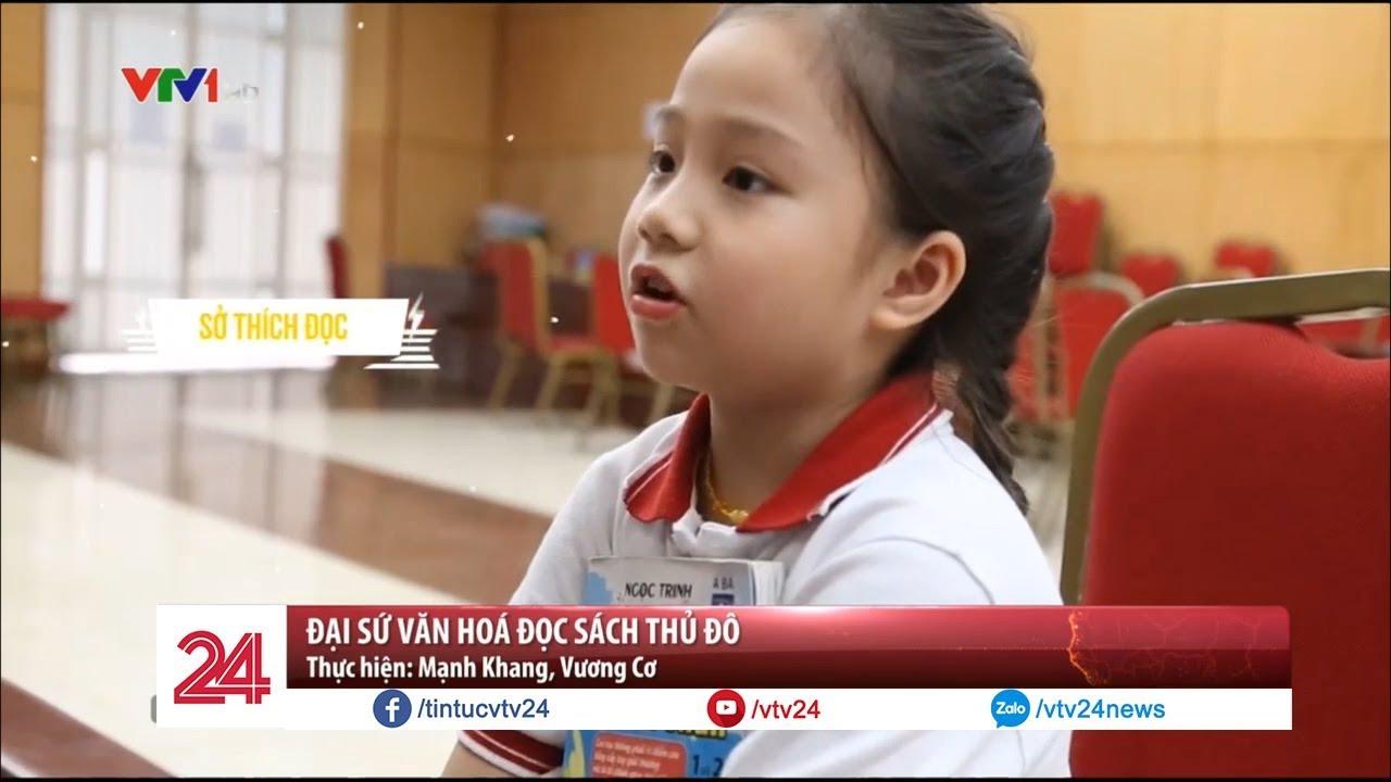 60.000 em nhỏ tham gia cuộc thi Đại sứ Văn hóa đọc 2018 - Tin Tức VTV24