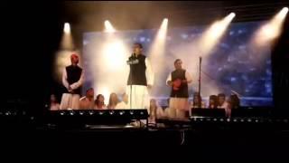 আরিফিন শুভর দুর্দান্ত কন্ঠে বঙ্গবন্ধুর জ্বালাময়ী ভাষণ- Arifin shuvoo's Speech as Bangabandhu