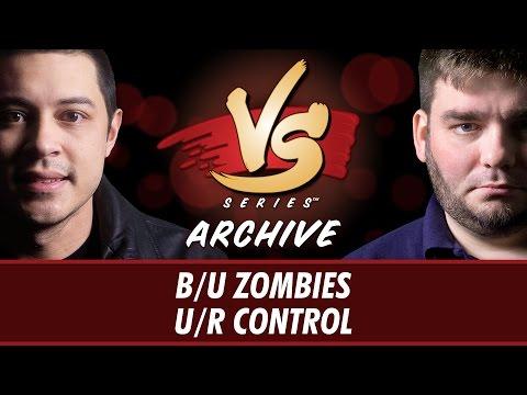 11/22/16 - Tom VS Todd: B/U Zombies vs U/R Control [Standard]