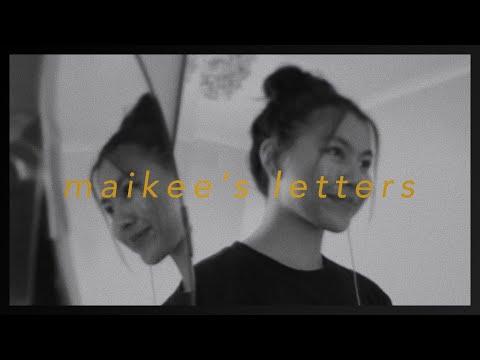 Maikee's Letters - Just Hush  Chloe Anjeleigh