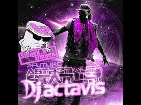 Future - Itchin (Chopped N Screwed)