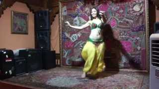 Gracey Aleki- Harem Belly Dance Darbuka