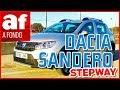 Dacia Sandero Stepway 2018 al detalle
