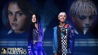 Selena Gomez & Rauw Alejandro released the alternative MV for